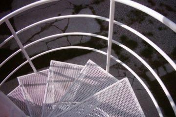 Konštrukcie schodov